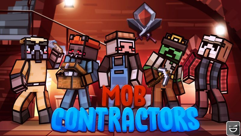 Mob Contractors on the Minecraft Marketplace by Giggle Block Studios