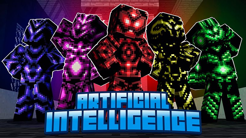 Artificial Intelligence on the Minecraft Marketplace by Dig Down Studios