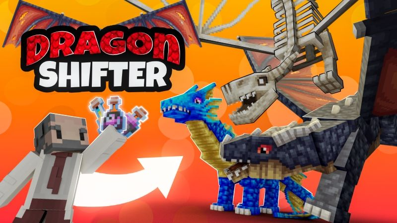 Dragon Shifter on the Minecraft Marketplace by Kubo Studios