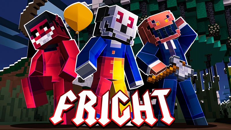 Fright on the Minecraft Marketplace by Dig Down Studios