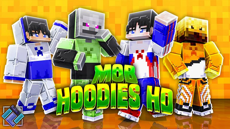 Mob Hoodies HD on the Minecraft Marketplace by PixelOneUp