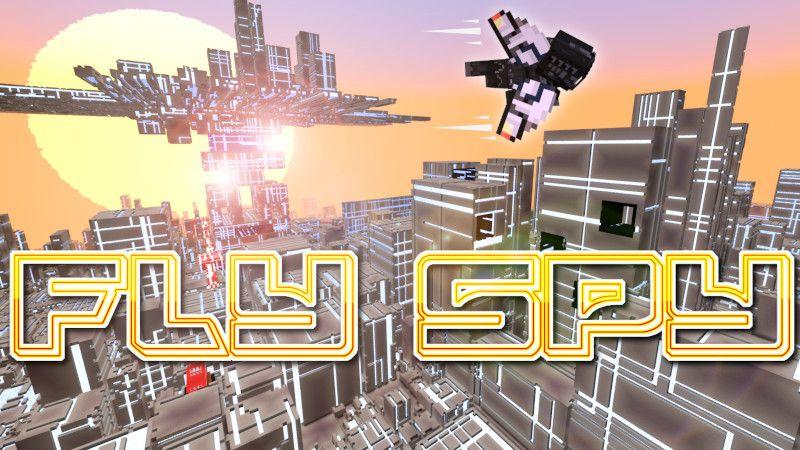 Fly Spy on the Minecraft Marketplace by The World Foundry