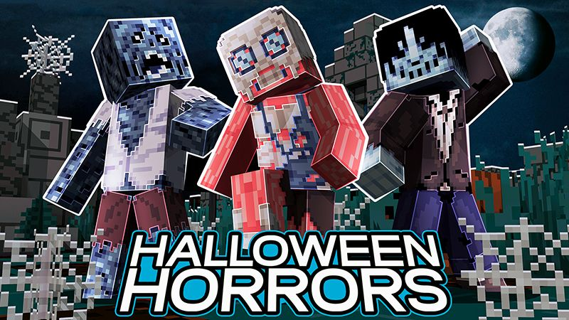 Halloween Horrors on the Minecraft Marketplace by Dig Down Studios