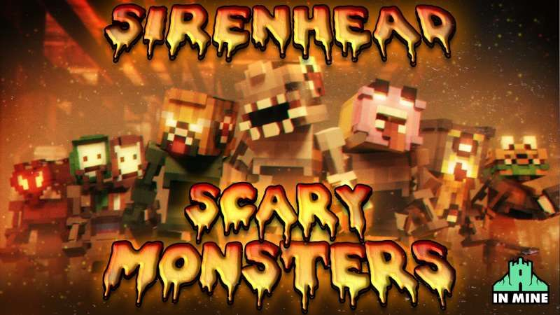 Sirenhead: Scary Monsters