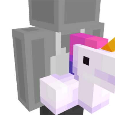 Unicorn Floaty on the Minecraft Marketplace by Ninja Squirrel Gaming