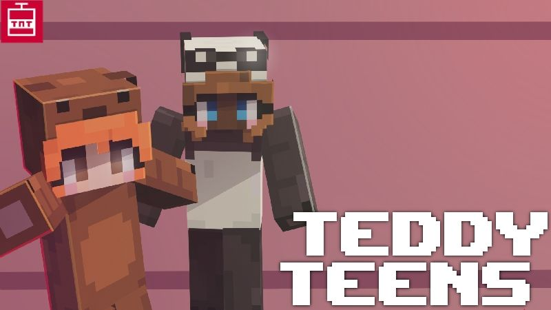 Teddy Teens on the Minecraft Marketplace by TNTgames