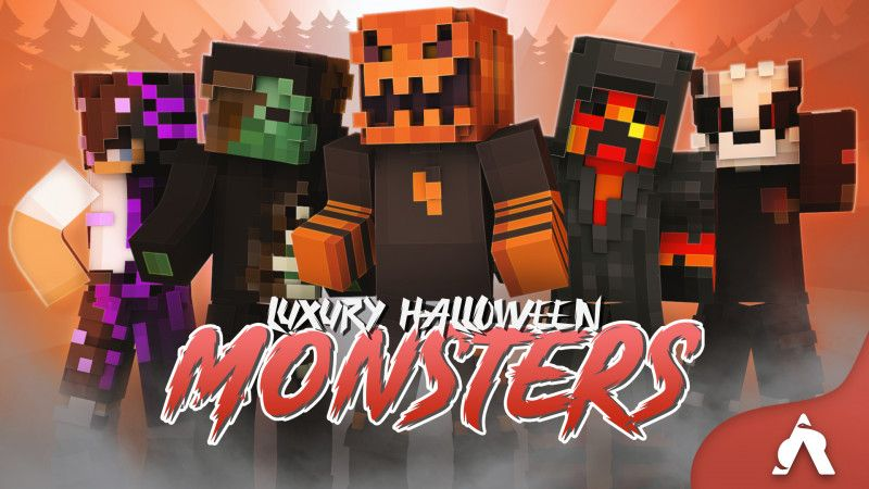 Luxury Halloween Monsters on the Minecraft Marketplace by Atheris Games