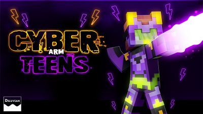 Cyber Arm Teens on the Minecraft Marketplace by Diluvian