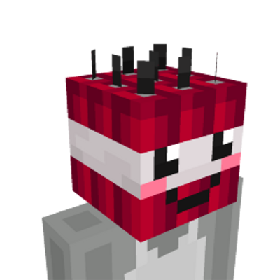 TNT Head on the Minecraft Marketplace by Team Workbench