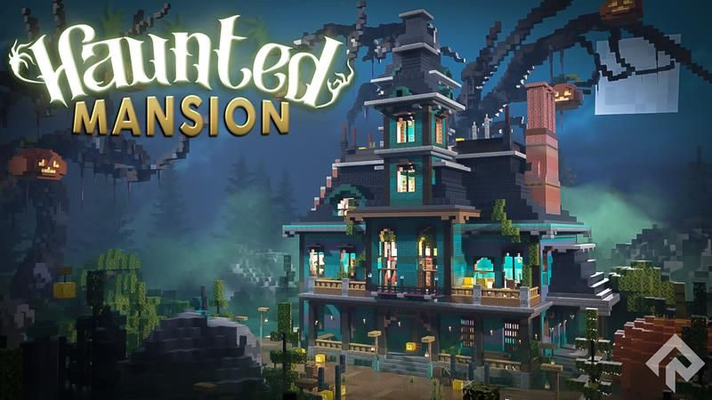 Haunted Mansion on the Minecraft Marketplace by RareLoot