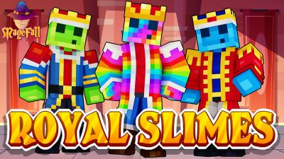 Royal Slimes on the Minecraft Marketplace by Magefall