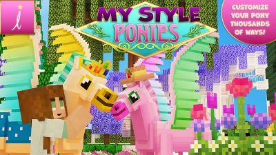 My Style Ponies on the Minecraft Marketplace by Imagiverse
