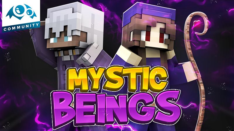 Mystic Beings on the Minecraft Marketplace by Monster Egg Studios