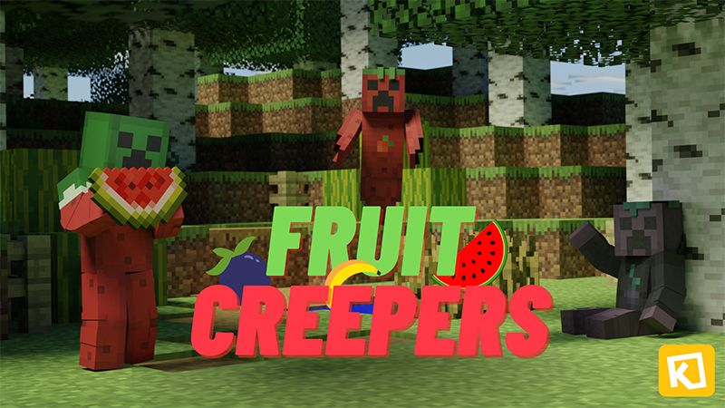 Fruit Creepers on the Minecraft Marketplace by Kuboc Studios