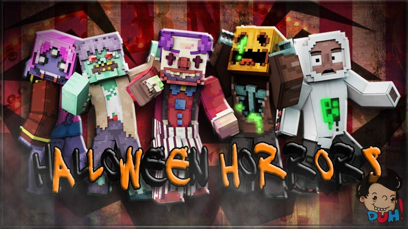 Halloween Horrors on the Minecraft Marketplace by Duh