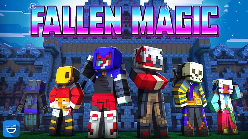 Fallen Magic on the Minecraft Marketplace by Giggle Block Studios