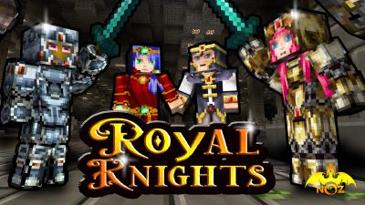 Royal Knights on the Minecraft Marketplace by Dragnoz