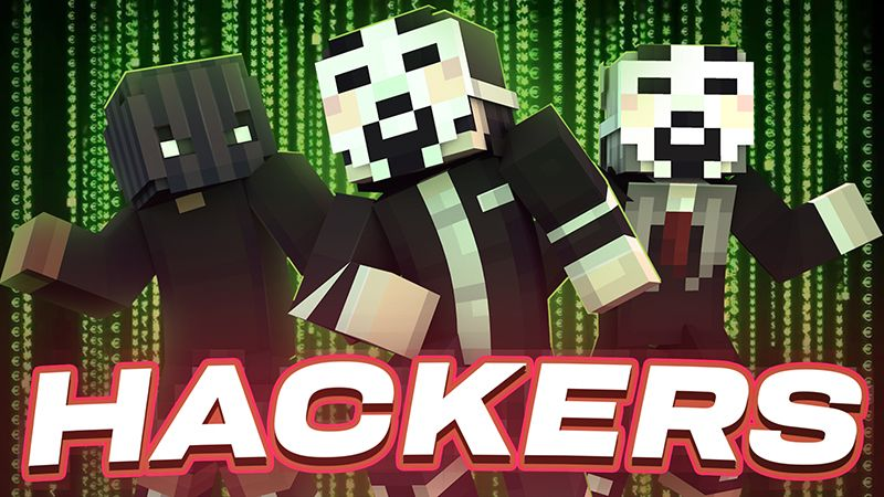 Hacker on the Minecraft Marketplace by Mine-North