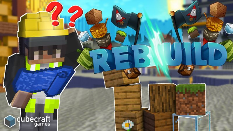 Rebuild on the Minecraft Marketplace by CubeCraft Games