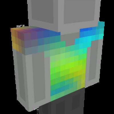 Rainbow Shirt on the Minecraft Marketplace by Cynosia