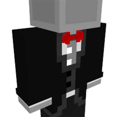 Agent Suit on the Minecraft Marketplace by KA Studios