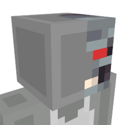 Robot Skull on the Minecraft Marketplace by Spark Universe