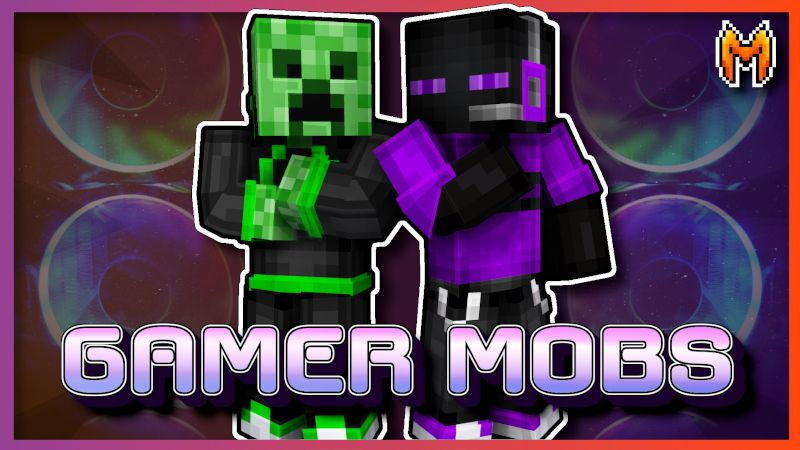 Gamer Mobs on the Minecraft Marketplace by Metallurgy Blockworks