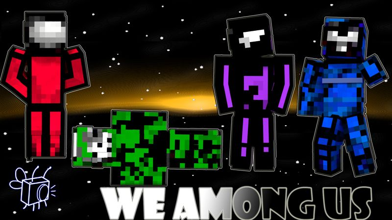 We Among Us on the Minecraft Marketplace by Blu Shutter Bug