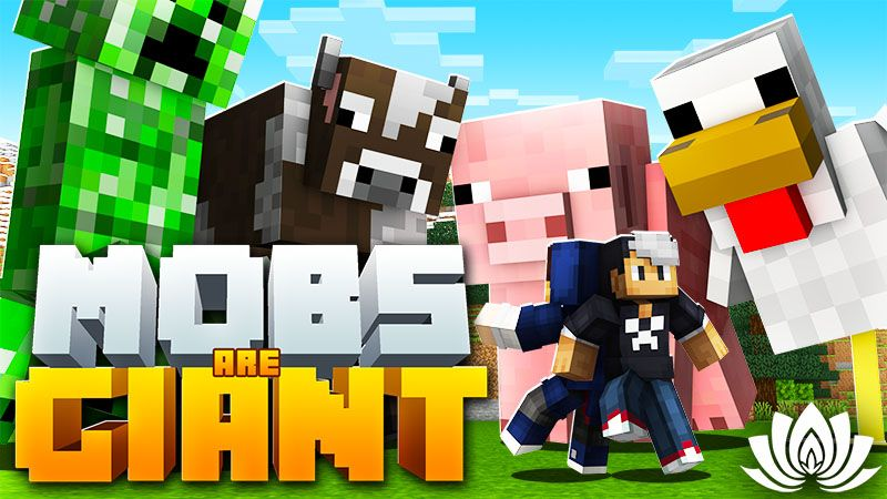 Mobs are Giant on the Minecraft Marketplace by IriumBT