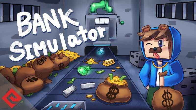 Bank Simulator on the Minecraft Marketplace by RareLoot