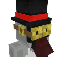 Plague Doctor on the Minecraft Marketplace by Dragnoz