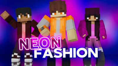 Neon Fashion on the Minecraft Marketplace by BLOCKLAB Studios
