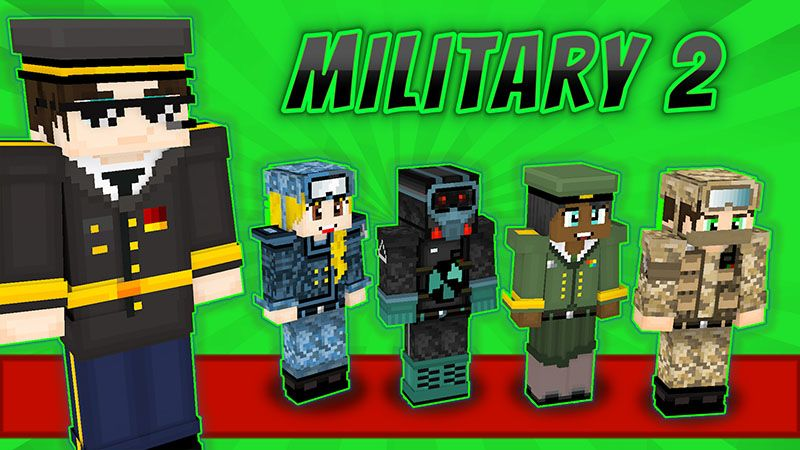 Military 2 on the Minecraft Marketplace by VoxelBlocks