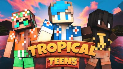 Tropical Teens on the Minecraft Marketplace by Impulse