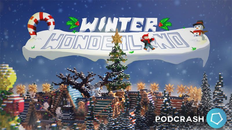 Winter Wonderland on the Minecraft Marketplace by Podcrash