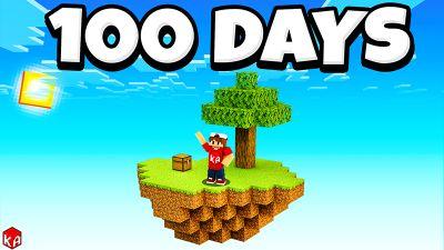 SkyBlock 100 Days on the Minecraft Marketplace by KA Studios
