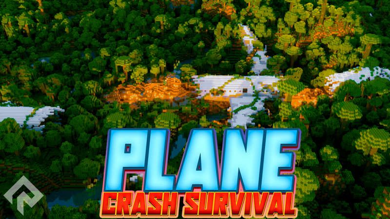 Plane Crash Survival on the Minecraft Marketplace by RareLoot