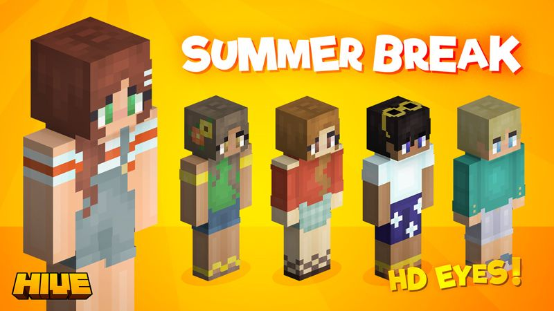 Summer Break on the Minecraft Marketplace by The Hive
