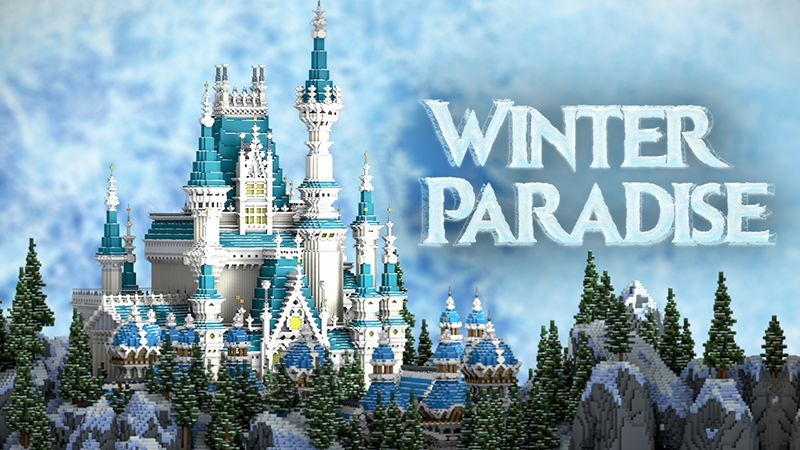 Winter Paradise on the Minecraft Marketplace by Maca Designs