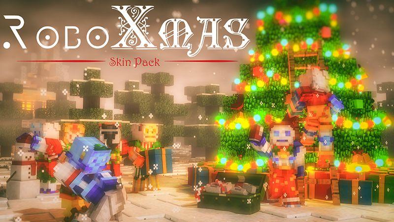 RoboXmas on the Minecraft Marketplace by LinsCraft