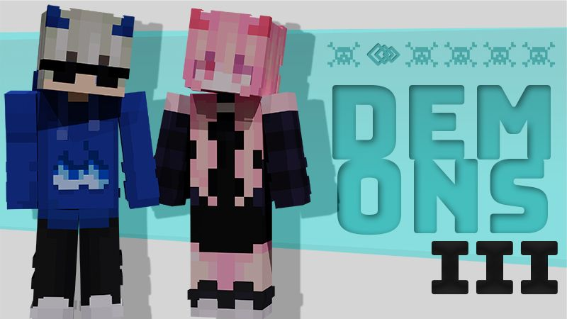 Demons 3 on the Minecraft Marketplace by Tetrascape