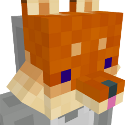 Fox Face on the Minecraft Marketplace by Syclone Studios