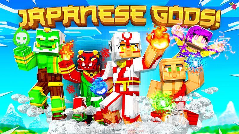 Japanese Gods on the Minecraft Marketplace by Razzleberries