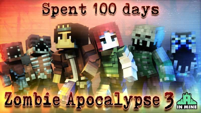 Zombie Apocalypse 3 on the Minecraft Marketplace by In Mine
