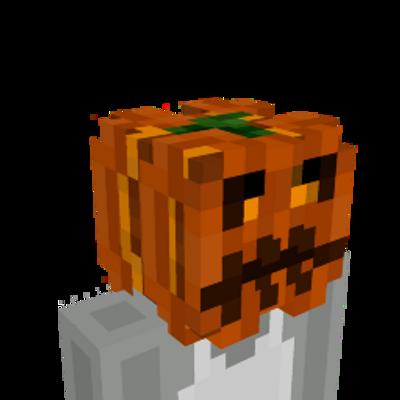 Pumpkin Head on the Minecraft Marketplace by Netherpixel
