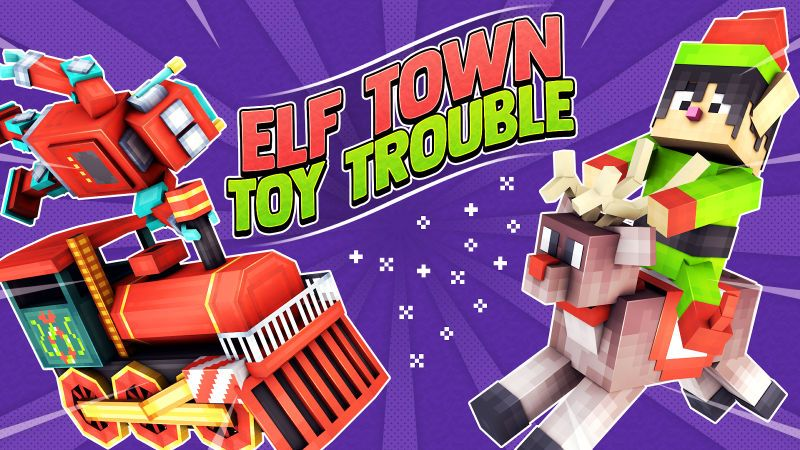 Elf Town: Toy Trouble