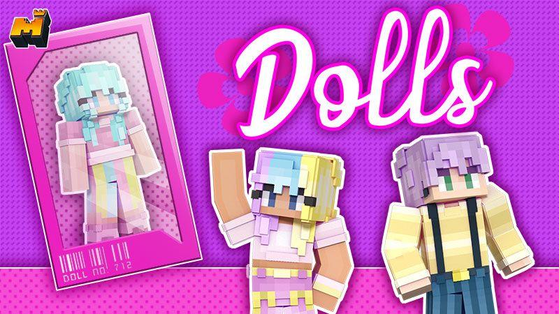 Dolls on the Minecraft Marketplace by Mineplex