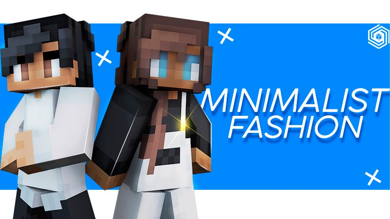 Minimalist Fashion on the Minecraft Marketplace by UnderBlocks Studios