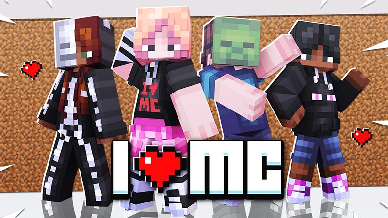I Love MC on the Minecraft Marketplace by Dig Down Studios