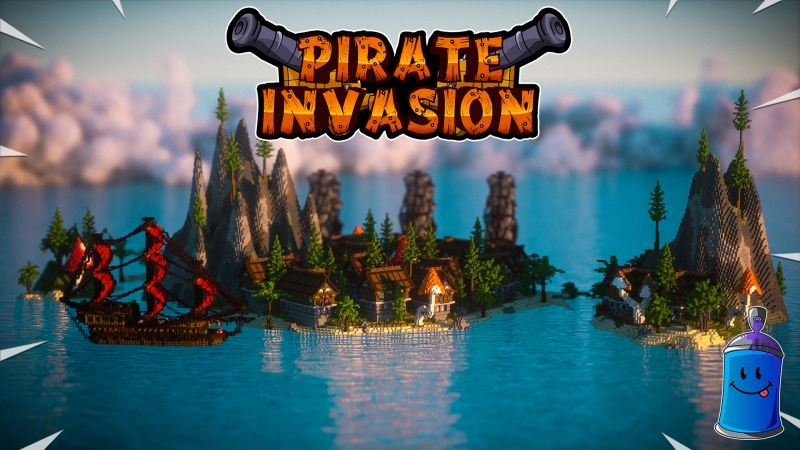 Pirate Invasion on the Minecraft Marketplace by Fall Studios